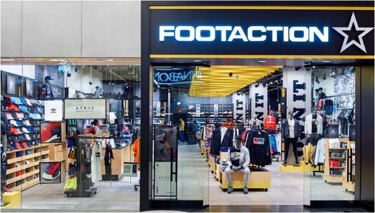 Foot Action Customer Survey