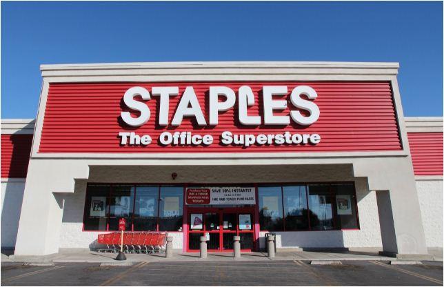 Staples Consumer Survey