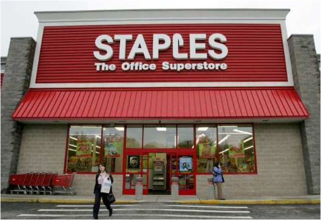 Staples Experience Survey
