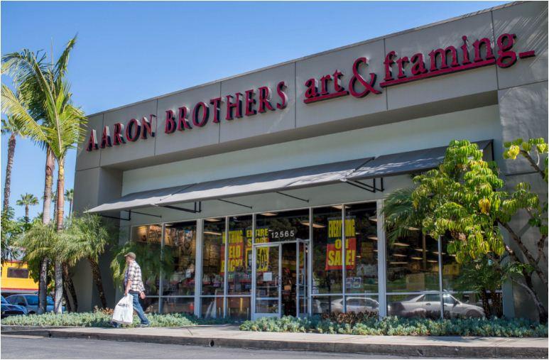 Aaron Brothers Customer Survey