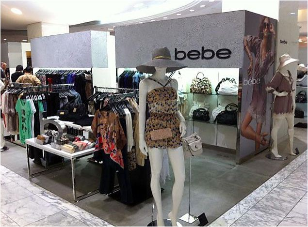 Bebe store Feedback Survey