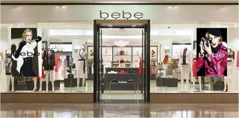 Bebe store Guest Survey