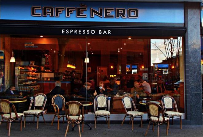 Caffee Nero Survey