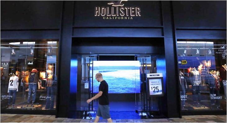 Hollister Customer Survey