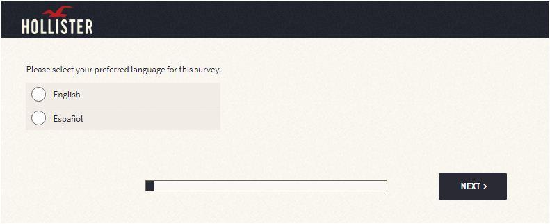 Hollister Survey