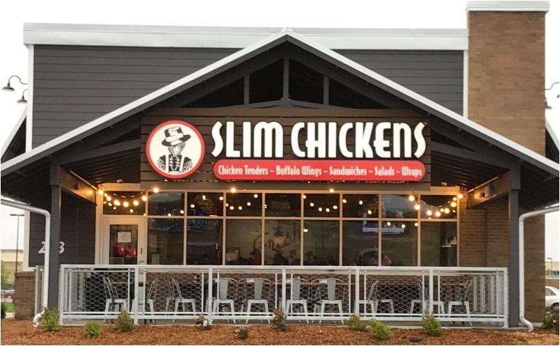 Slim Chickens Online Survey