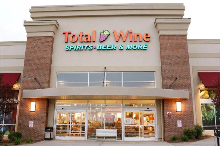 Total Wine Online Survey