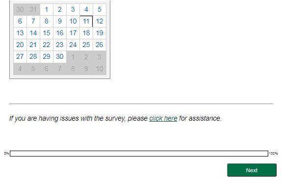 Whole Food Customer Survey